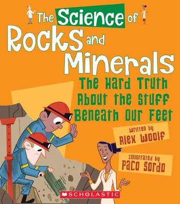 Science of Rocks and Minerals book