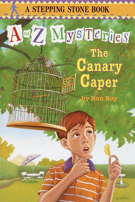 Canary Caper by Ron Roy