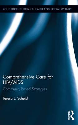 Comprehensive Care for HIV/AIDS book
