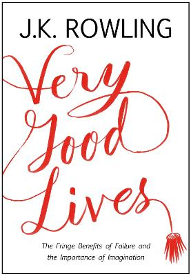 Very Good Lives book