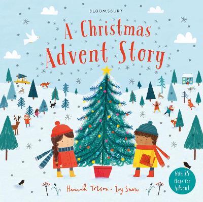 Christmas Advent Story book