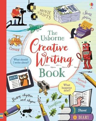 Creative Writing Book book