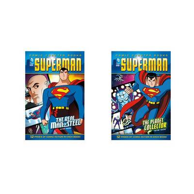 Superman: Comic Chapter Books by ,Laurie,S. Sutton