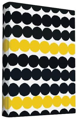 Marimekko Small Cloth-covered Journal by Dorothy Abbe