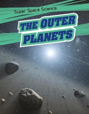 The Outer Planets by David Hawksett