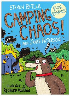Dog Diaries: Camping Chaos! by Steven Butler