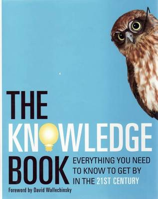 Knowledge Book by David Wallechinsky
