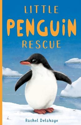 Little Penguin Rescue by Rachel Delahaye
