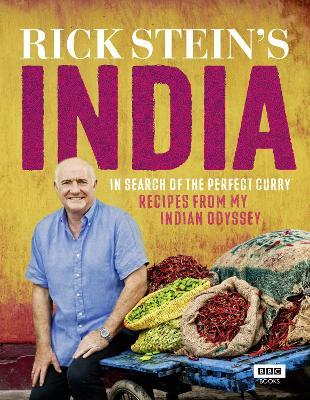 Rick Stein's India book