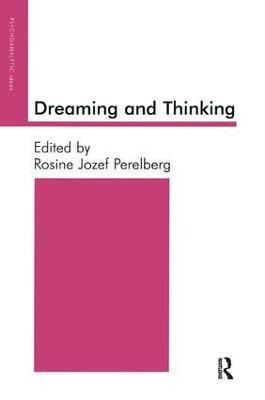 Dreaming and Thinking book