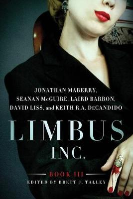 Limbus, Inc. - Book III by Jonathan Maberry