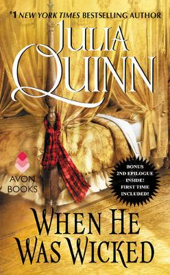 Bridgertons: Book 6 When He Was Wicked by Julia Quinn