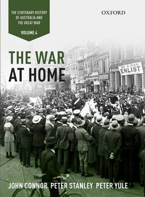 The War at Home: Volume IV by John Connor