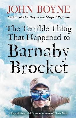 The Terrible Thing That Happened to Barnaby Brocket by Oliver Jeffers