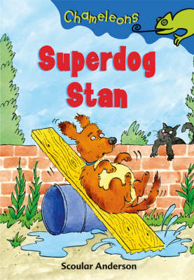 Superdog Stan by Scoular Anderson