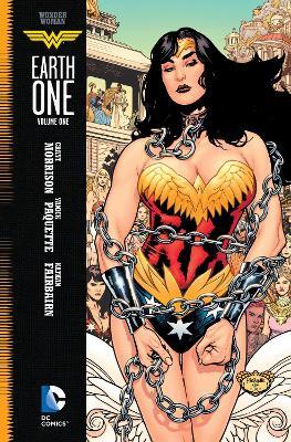Wonder Woman Earth One HC Vol 1 by Grant Morrison
