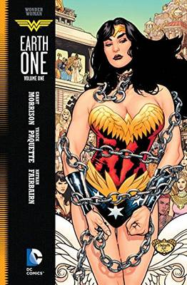 Wonder Woman Earth One HC Vol 1 by Grant Morrison