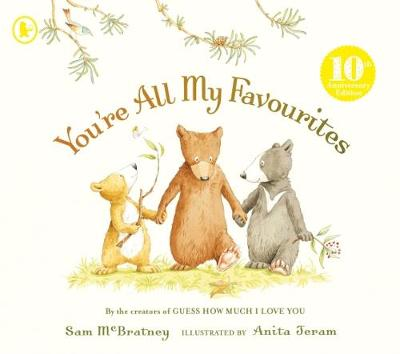 You're All My Favourites by Sam McBratney