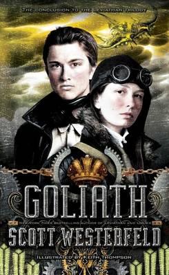 Goliath by Scott Westerfeld
