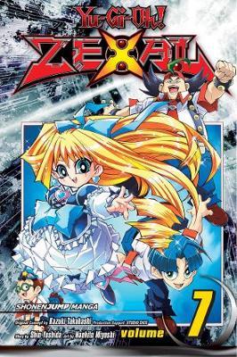 Yu-Gi-Oh! Zexal, Vol. 7 by Shin Yoshida