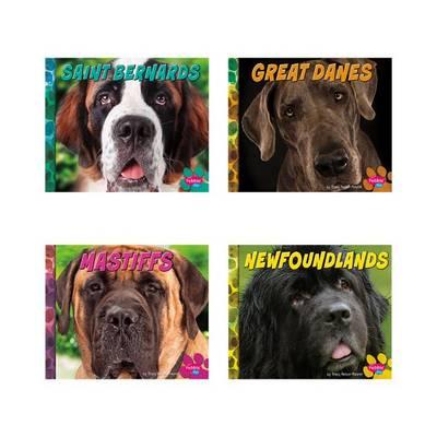 Big Dogs by Nikki Bruno Clapper