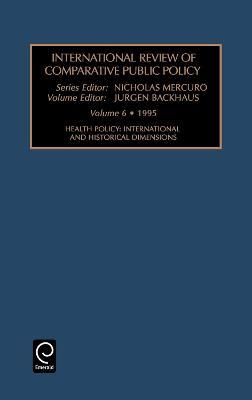Health Policy by Nicholas Mercuro
