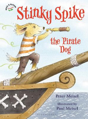 Stinky Spike the Pirate Dog book