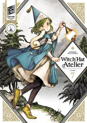 Witch Hat Atelier 7 book