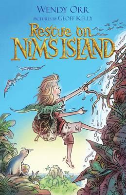 Rescue on Nim's Island book
