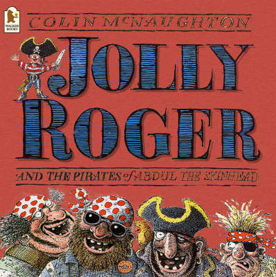 Jolly Roger by Colin McNaughton