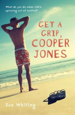Get A Grip, Cooper Jones book