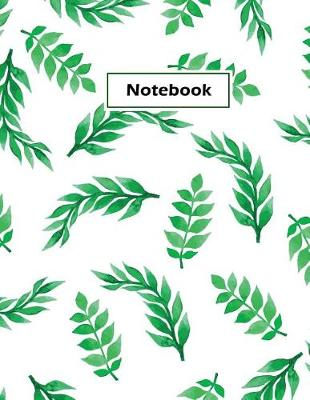 Notebook by Irene Brown