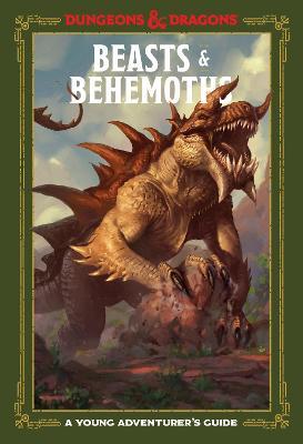 Beasts and Behemoths by Jim Zub