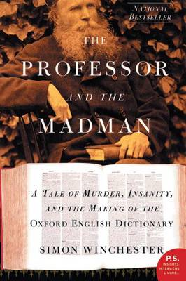 Professor and the Madman book