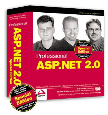 Professional ASP.NET 2.0 by Bill Evjen
