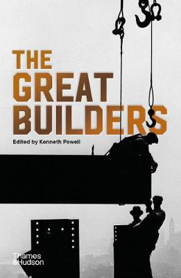 The Great Builders book