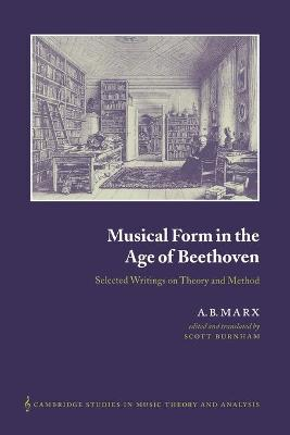 Musical Form in the Age of Beethoven book