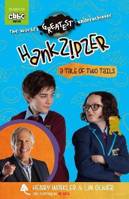 Hank Zipzer: A Tale of Two Tails book