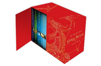 Harry Potter Box Set: The Complete Collection by J. K. Rowling
