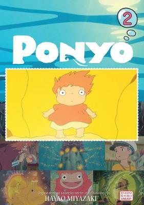 Ponyo Film Comic, Vol. 2 by Hayao Miyazaki