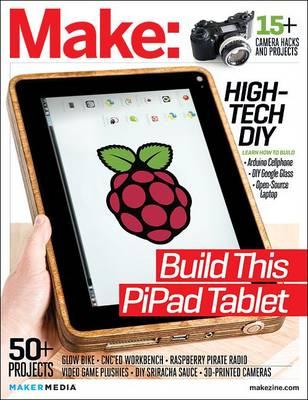 Make: Technology on Your Time  Volume 38 by Mark Frauenfelder