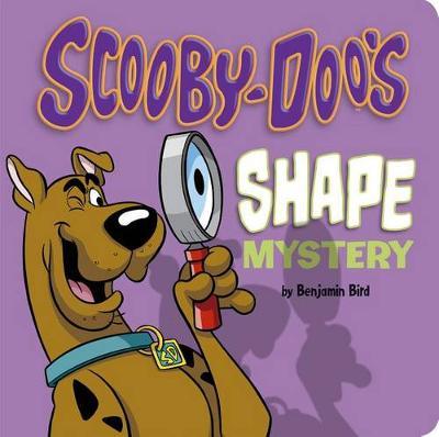 Scooby Doo's Shape Mystery book