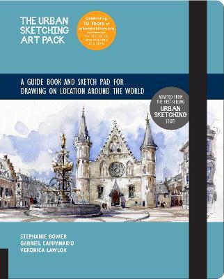 Urban Sketching Art Pack book