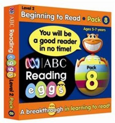 Beginning to Read Level 2 - Pack 8 by
