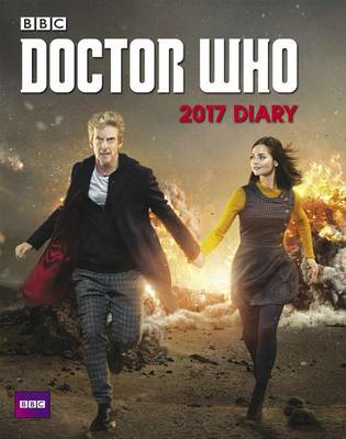 Doctor Who Diary 2017 by BBC