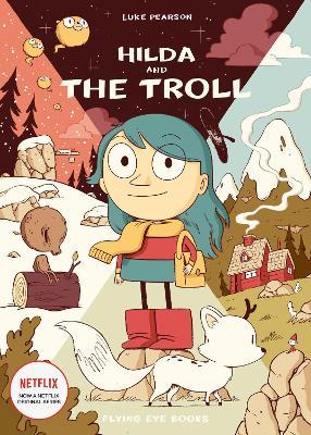 Hilda and the Troll book
