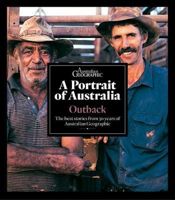 Portrait of Australia: Outback book