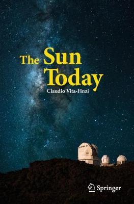 The Sun Today by Claudio Vita-Finzi