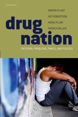 Drug Nation book