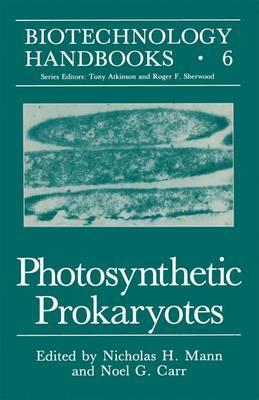 Photosynthetic Prokaryotes by Nicholas H. Mann
